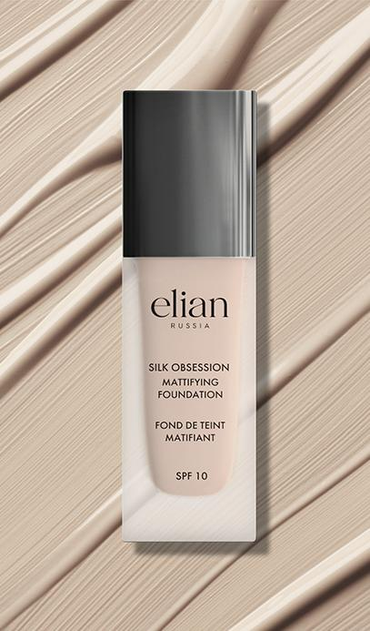 SILK OBSESSION FOUNDATION