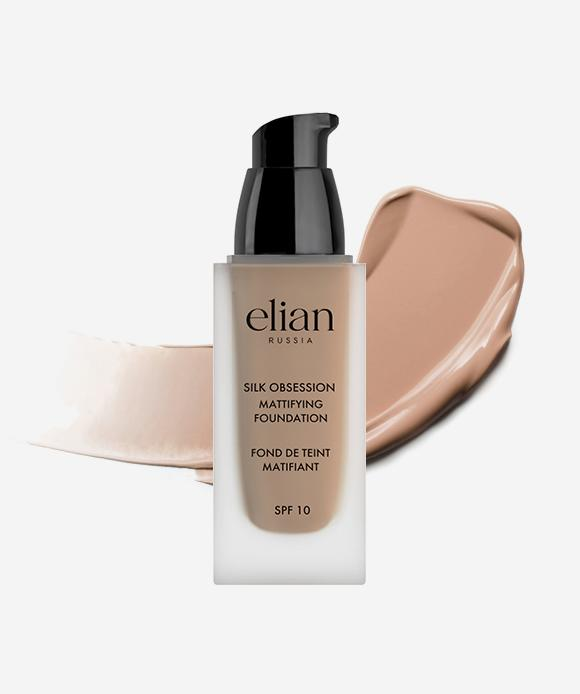 SILK OBSESSION MATTIFYING FOUNDATION SPF 10
